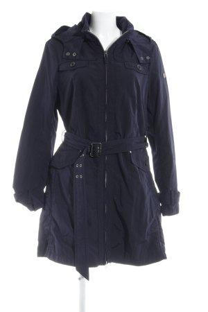 Esprit Outdoorjacke dunkelblau Casual-Look
