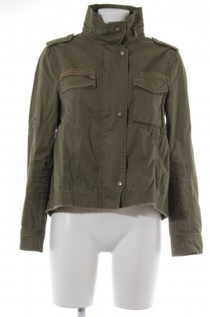 Esprit Outdoorjacke khaki Street-Fashion-Look