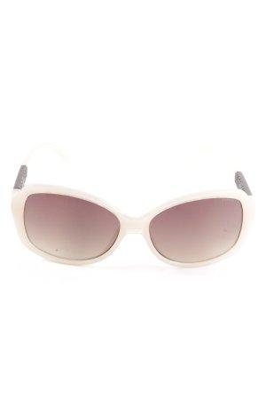 Esprit Oval Sunglasses cream business style