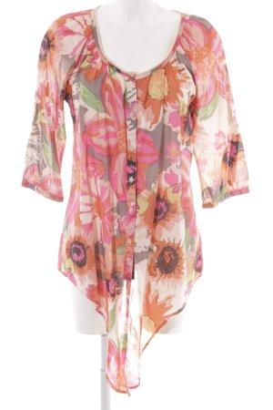 Esprit Oversized blouse kleurverloop casual uitstraling