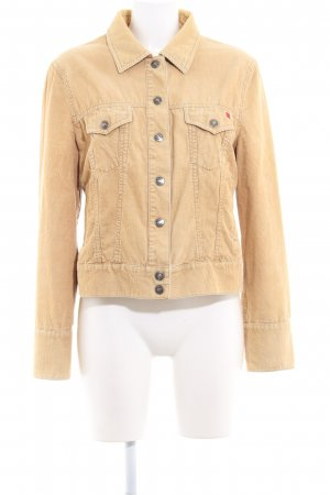 Esprit Oversized Jacket sand brown casual look