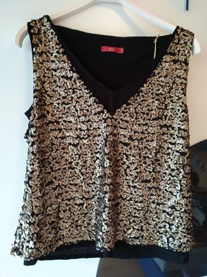 Esprit Pailletten Top S