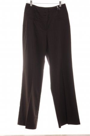 Esprit Palazzo Pants dark brown casual look