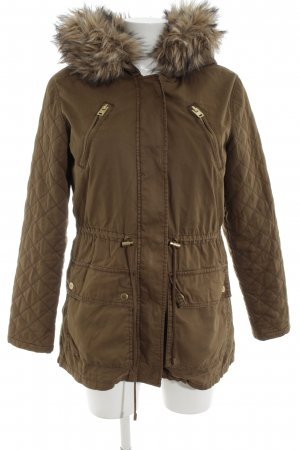 Esprit Parka khaki Street-Fashion-Look