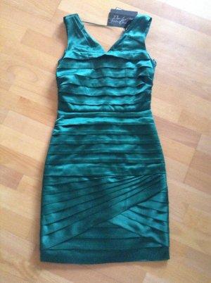 Esprit Party Abend Kleid, Gr. 34, grün, neu mit Etikett