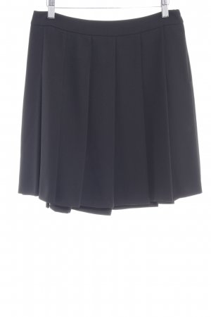 Esprit Pleated Skirt black elegant