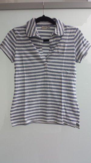 Esprit Polo Shirt gestreift