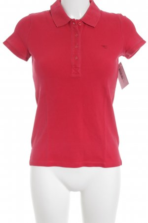 Esprit Polo-Shirt neonrot Casual-Look