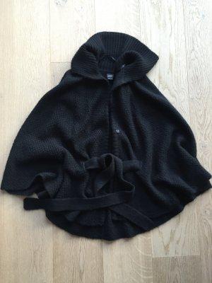 Esprit Poncho schwarz