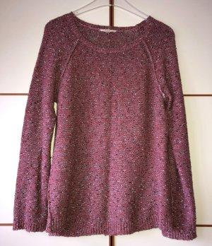 Esprit Coarse Knitted Sweater multicolored cotton
