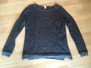 ESPRIT Pullover aus Wole & Mohair grau Gr. XS / 34