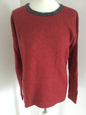 Esprit Pullover Gr.M rot
