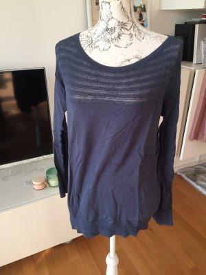 Esprit Pullover Gr XXL blau