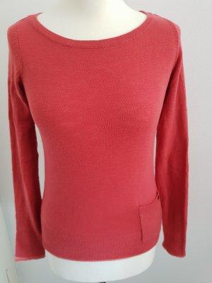 Esprit Sweater zalm-framboosrood