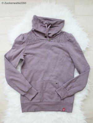 Esprit Pullover Lila mit Fleece XS <3