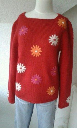 Esprit Coarse Knitted Sweater multicolored