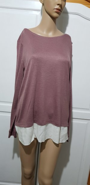 Esprit Sweater wit-mauve