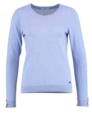Edc Esprit Pull tricoté bleuet coton