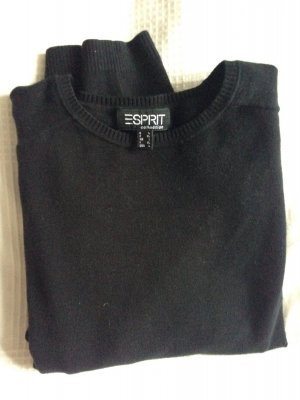 Esprit Pullover schwarz