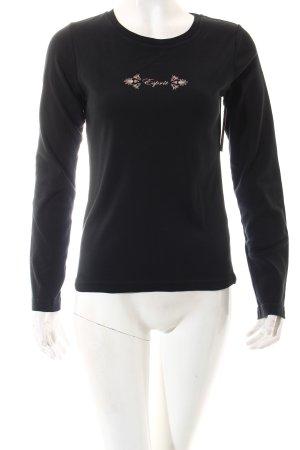 Esprit Pullover schwarz Casual-Look