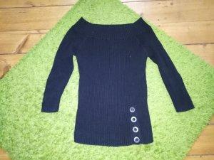 ESPRIT Pullover schwarz Gr. L