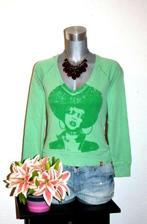 Esprit Pullover Shirt gr.34/36 Print Woman