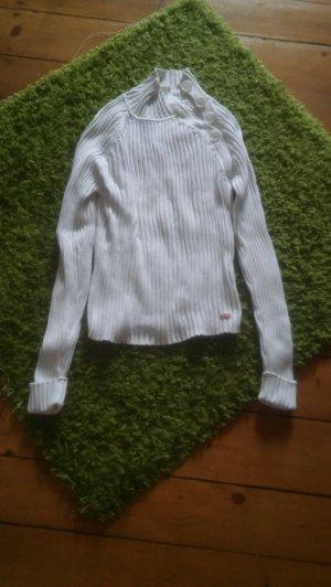 Esprit Pullover weiß in der Größe S