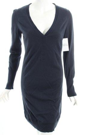 Esprit Vestido tipo jersey azul oscuro look casual