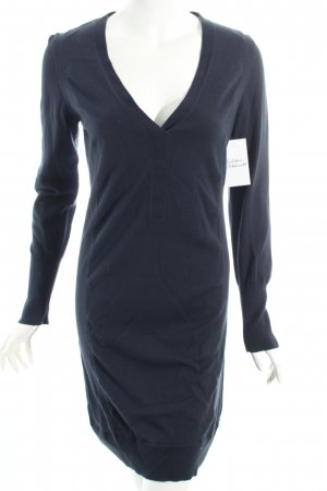 Esprit Sweater Dress dark blue casual look