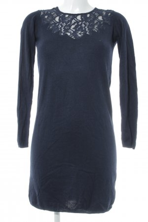 Esprit Sweater Dress dark blue casual look