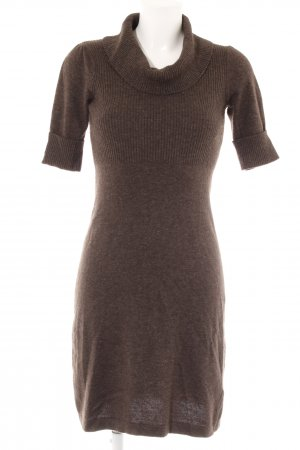 Esprit Sweater Dress dark brown casual look