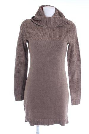 Esprit Sweater Dress light brown casual look