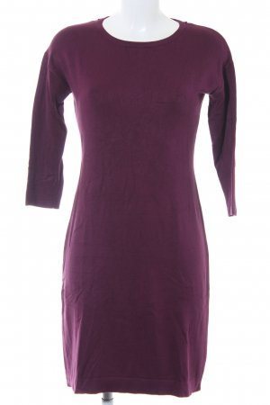 Esprit Sweater Dress purple casual look