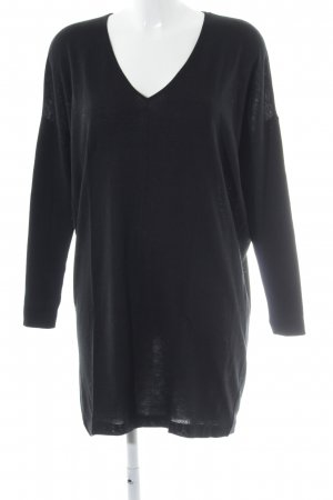 Esprit Sweater Dress black casual look