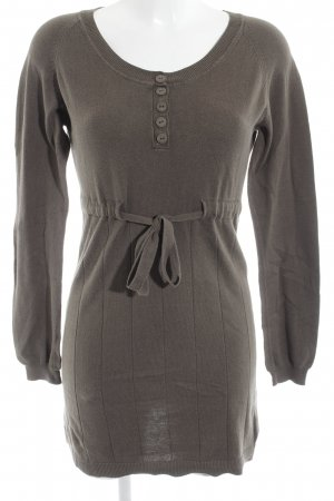 Esprit Sweater Dress forest green simple style