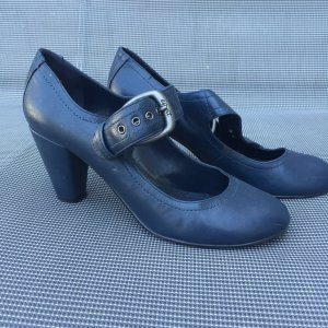Esprit Pumps blau - top