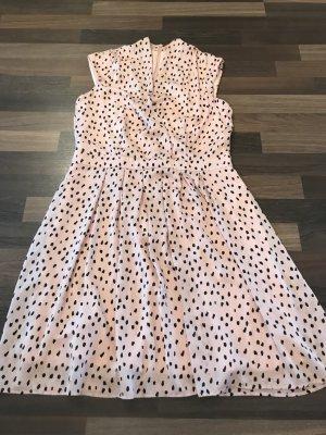 Esprit Punkte Kleid