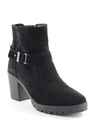Esprit Zipper Booties black casual look