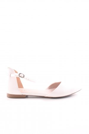 Esprit Strappy Ballerinas pink casual look