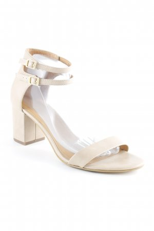 Esprit Strapped High-Heeled Sandals multicolored street-fashion look