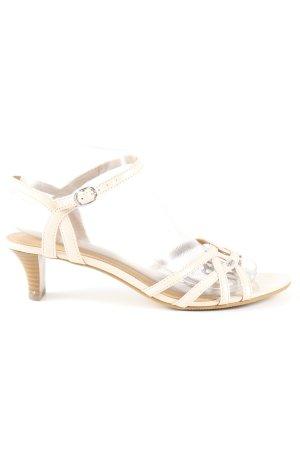 Esprit Riemchen-Sandaletten nude Elegant