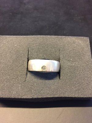 Esprit Silver Ring silver-colored