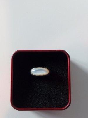 Esprit Ring 925 Silber mit hellem Stein