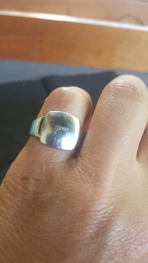 Edc Esprit Statement Ring silver-colored