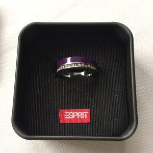 Esprit Ring Marin mit Steinchen