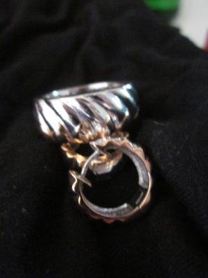 Esprit Ring & Ohrringe im Set Silber Gold