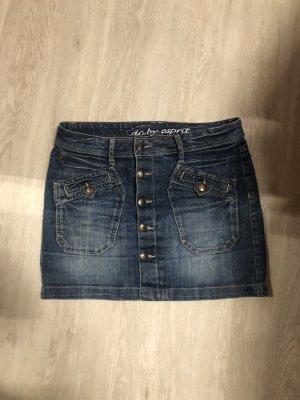Esprit Denim Skirt dark blue