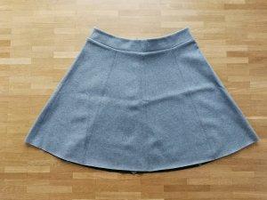 Esprit Jupe gris clair coton