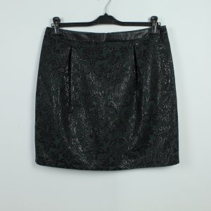 Esprit Tulip Skirt black-petrol mixture fibre