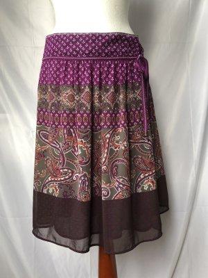 esprit collection Midi Skirt multicolored